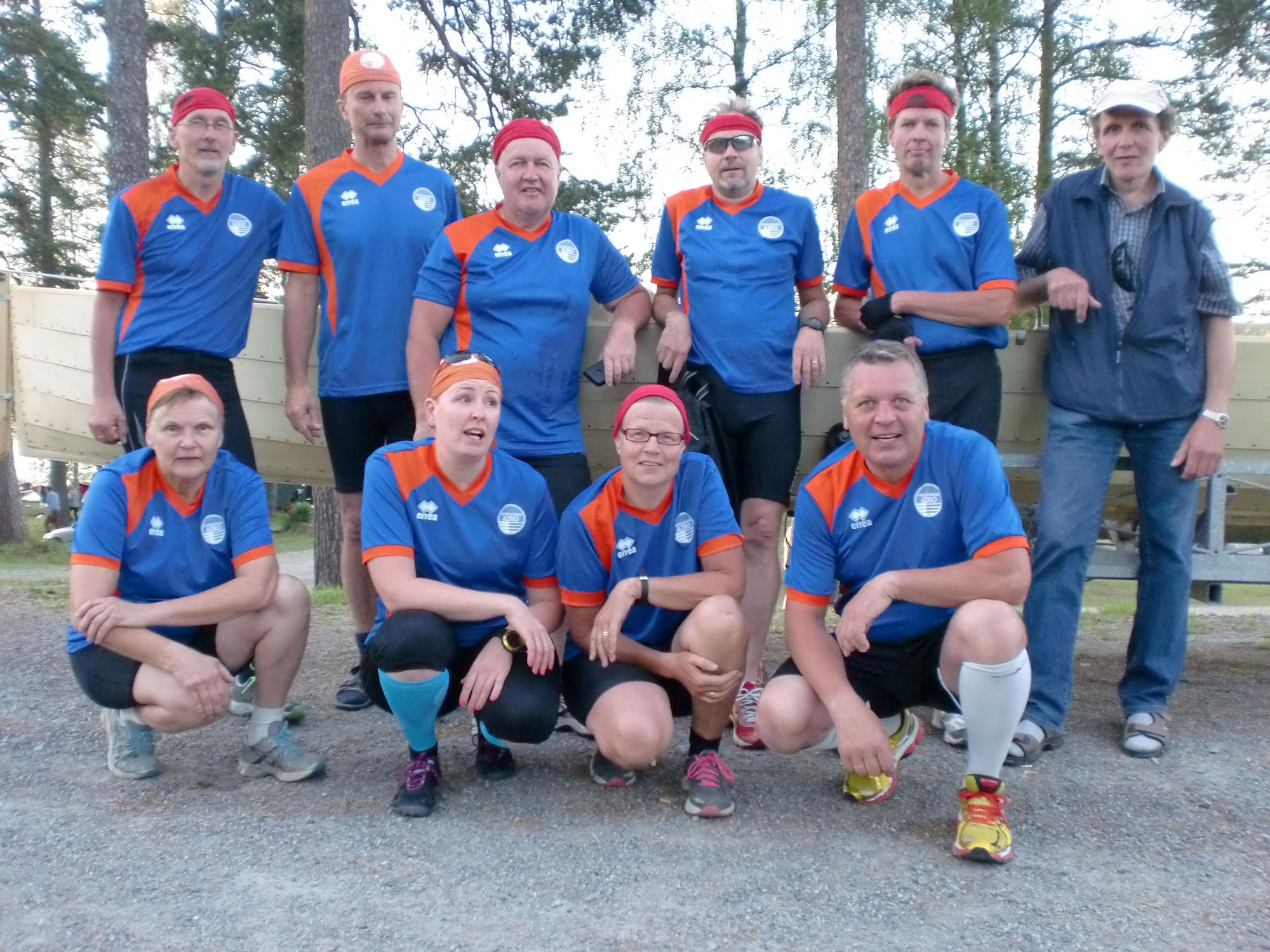 Sulkavan joukkue 2014